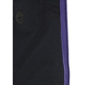 Endura Convert Softshell Jacke lila